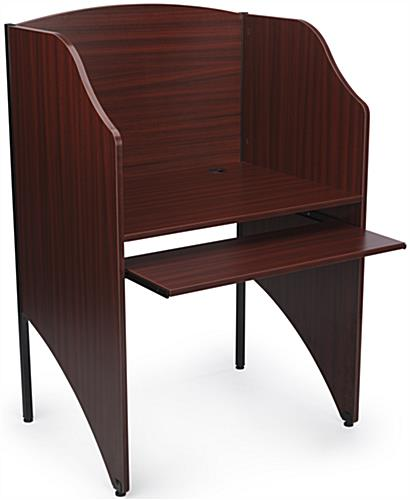 "Office Carrel 32.75"" Wide"