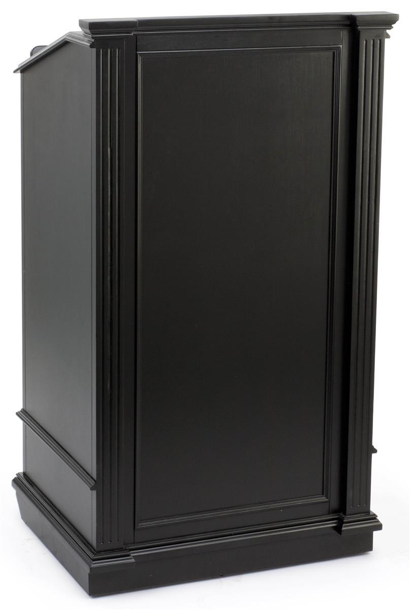 Strange Podium For Floor Cabinet Drawer Wheels Ornate Hardware Black Download Free Architecture Designs Rallybritishbridgeorg
