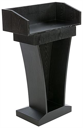 Restaurant Entrance Podium is Constructed from MDF