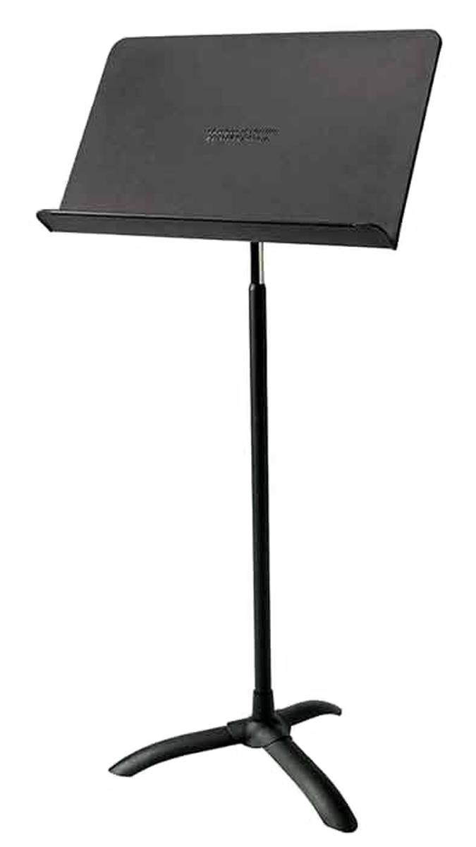 music stand black conductor lectern for holding sheet music. Black Bedroom Furniture Sets. Home Design Ideas