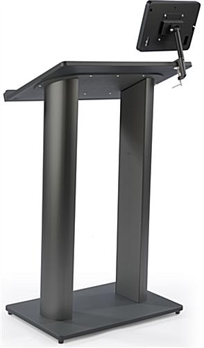 iPad Rostrum for Presentations