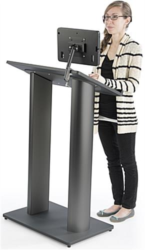 iPad Rostrum for Lecturing