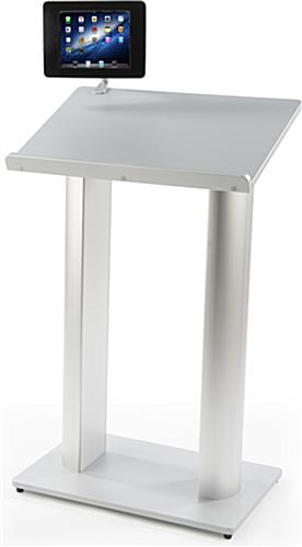 Podium with iPad Mount for Interactive Presentations