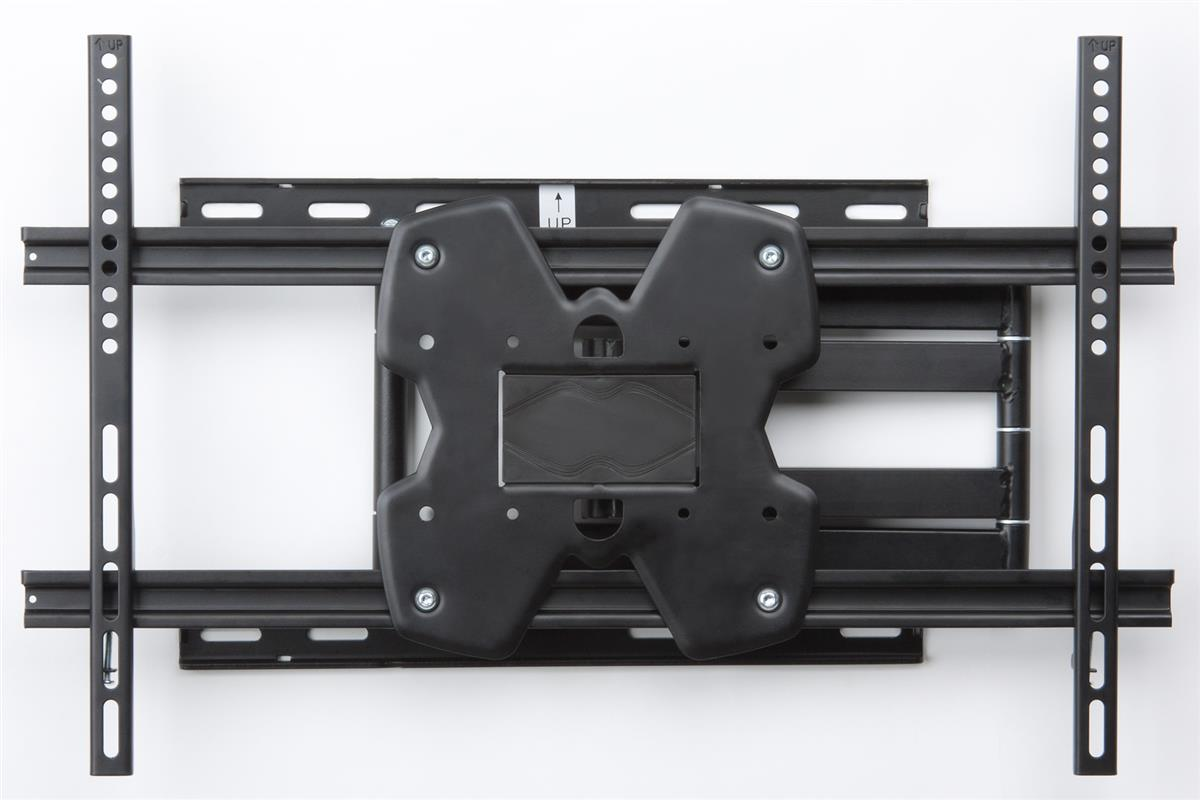 Displays2go TV Wall Mount with Articulating Arm, Tilting ...