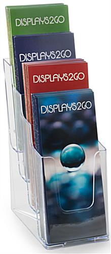 Plastic Cheap Leaflet Displays