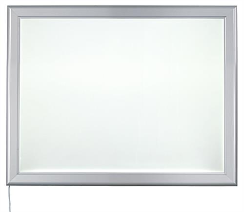 Energy Efficient Indoor LED Light Box