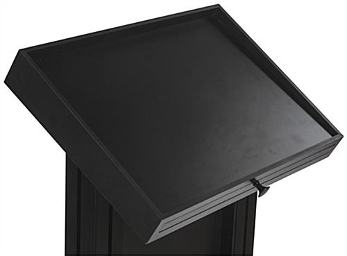 LED Lectern, Large Reading Surface