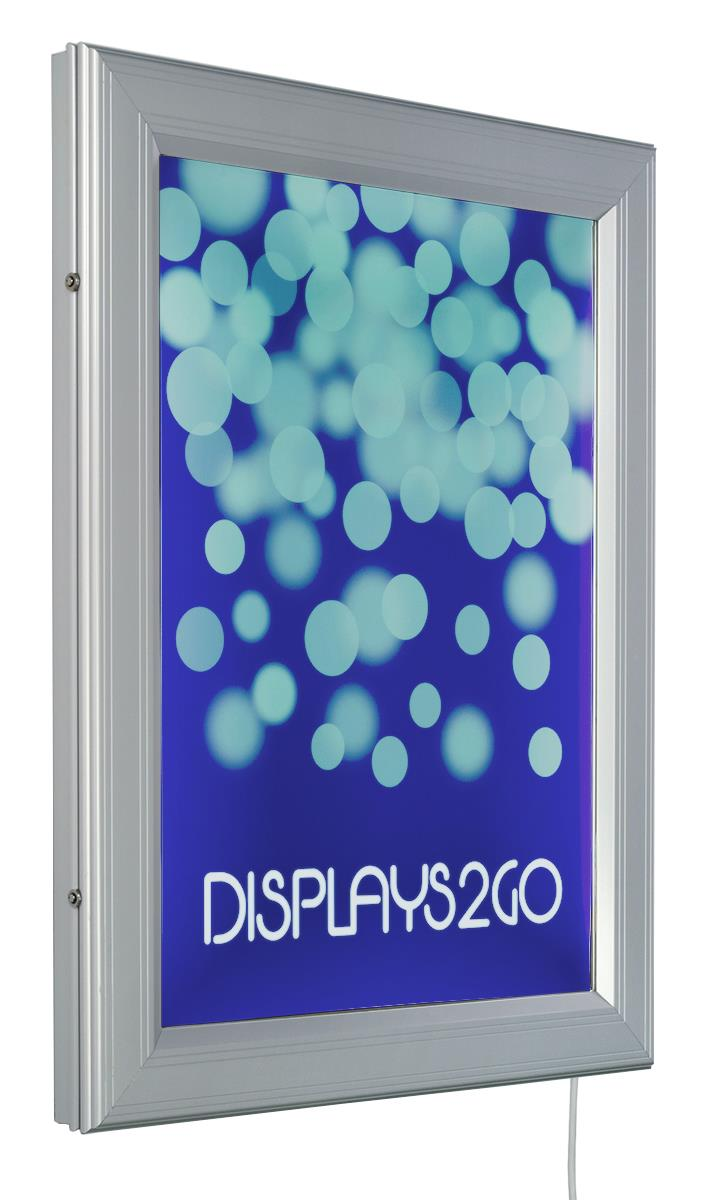 """18"""" x 24"""" Hinged LED Poster Frame 