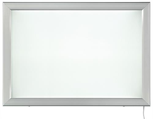 "Energy-Efficient 27"" x 40"" Outdoor LED Frame"