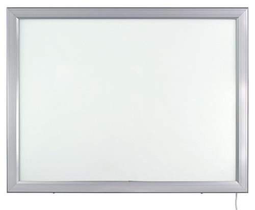 Wall-Mounted Outdoor Advertising Light Box