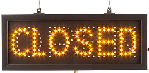 LED Open/Closed Sign For Buisnesses