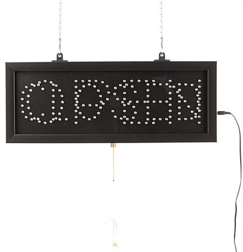 LED Open/Closed Sign For Businesses