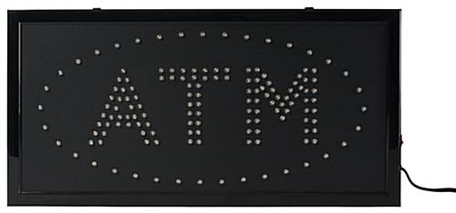 ATM Led Sign for Convenient Stores