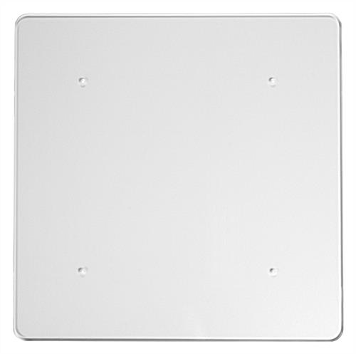 Replacement tabletop for FDLED18 series tables with 4 screw holes