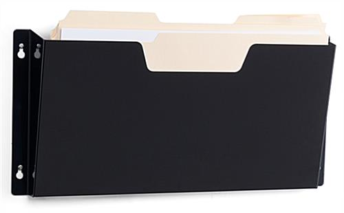Legal Size Wall File has a Powder-Coated Finish