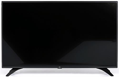 "Black 43"" FHD SuperSign TV"