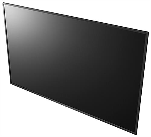 4k SuperSign TV with WIFI and Bluetooth connection