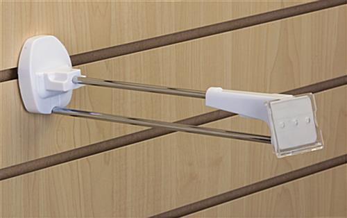 locking slatwall hooks