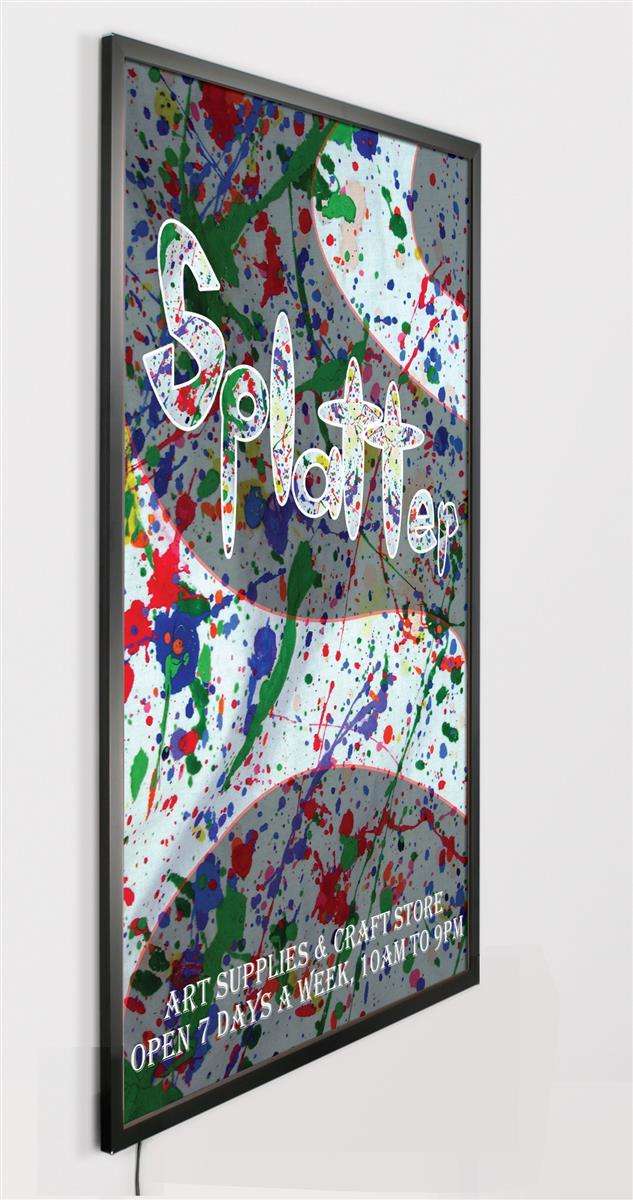 Poster frame 36 x 48