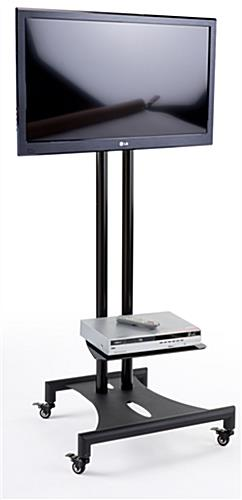 "Mobile Flat Panel TV Stand for 32"" - 65"" Screens"