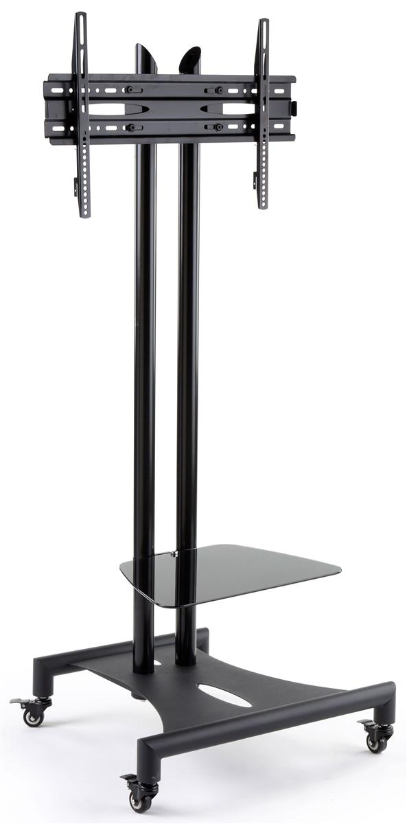 Flat Screen Stands Wheels Height Adjustable