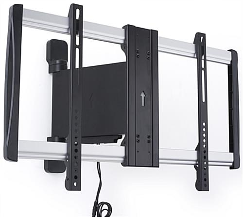 Swivelling Remote Control TV Wall Mount