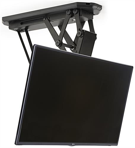 "Motorized Drop Down TV Mount for 23"" - 42"" Screens"