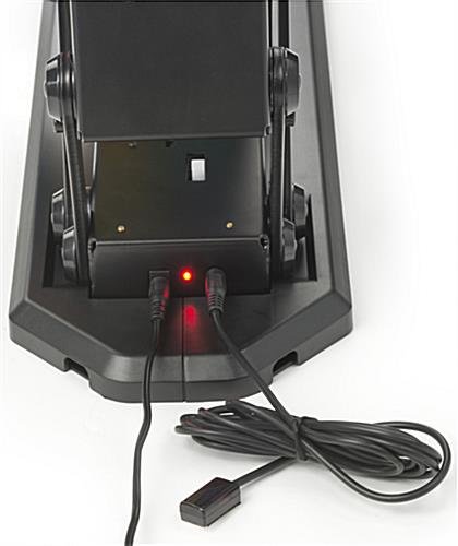 Motorized Drop Down TV Mount with IR Receiver