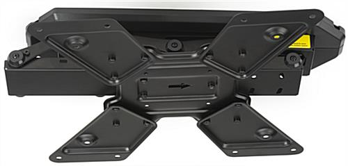 Foldable Flip Down TV Ceiling Mount