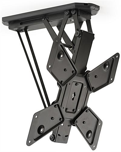 Steel Flip Down TV Ceiling Mount