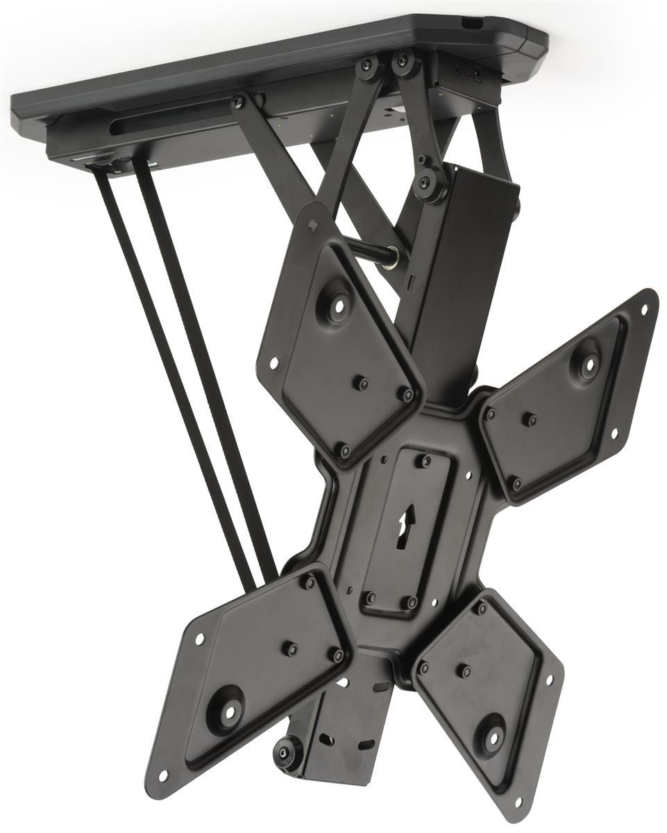 Flip Down Tv Ceiling Mount Built In Motor