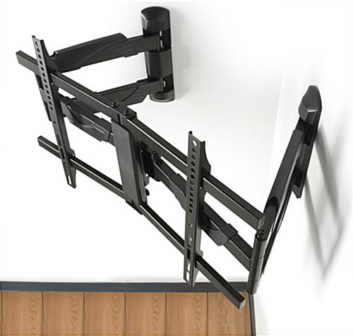 TV Corner Mount with Tilting Motion