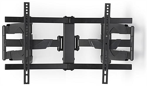 Black TV Corner Mount