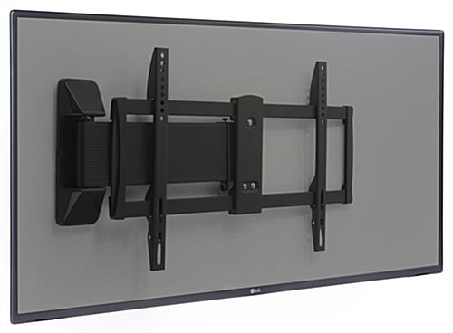 Curved TV Bracket for Flat or Bowed Screens