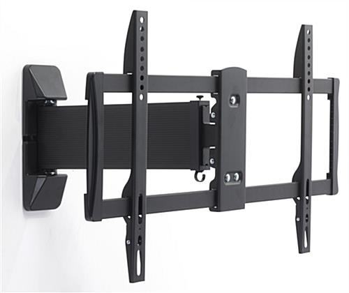 Curved TV Bracket with Extending Arm