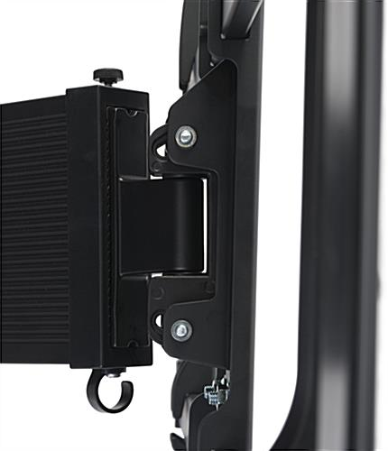 Swiveling Curved TV Bracket
