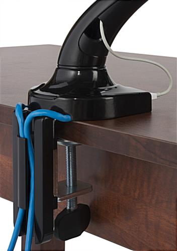 VESA Monitor Arm with Cable Management