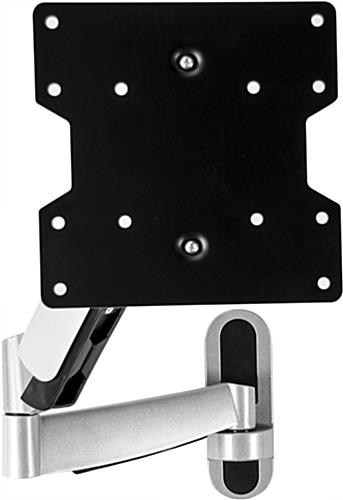 Wall Mounted Monitor Arm With Adjustable Flat Panel Bracket