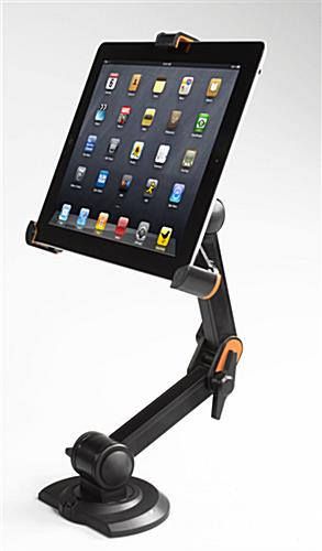 Ipad Arm Mount Fully Adjustable Height And Angle