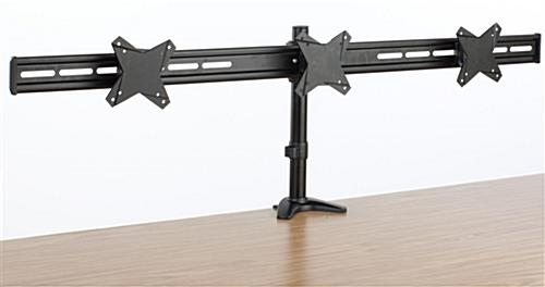 LCD Monitor Desk Mounts Triple Monitor Stand Fits 13 24