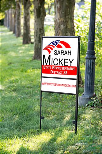 Lawn Sign Stake