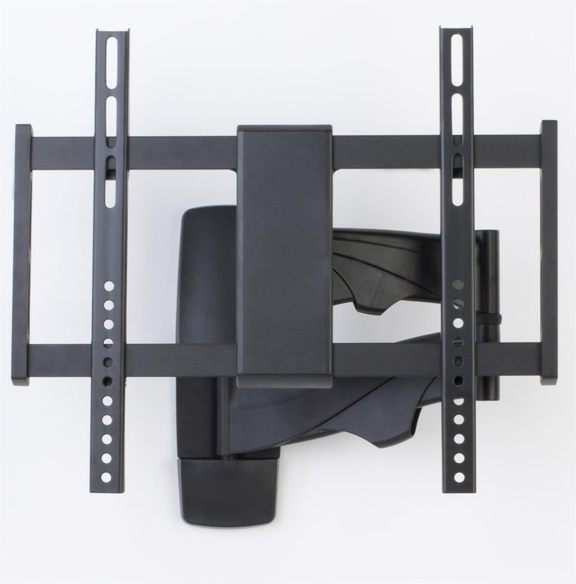 Swivel Wall Mount For Tv For 32 55 Televisions Black