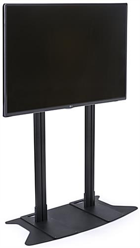 110 Inch TV Stand with Stationary Base