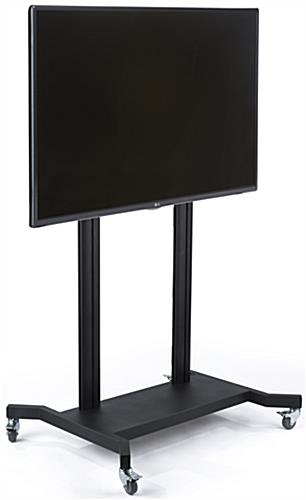 Floor Standing 110 Inch TV Stand with Wheels