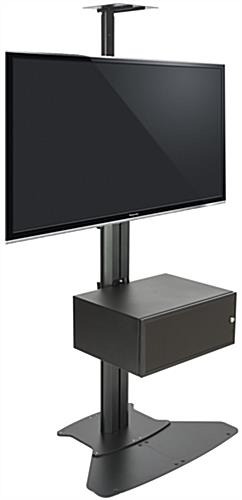 Steel Video Conference Stand With Power Supply