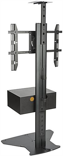 Video Conference Stand With Power Supply, Stationary Base