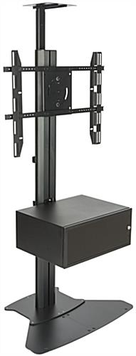 Video Conference Stand With Power Supply & Cabinet