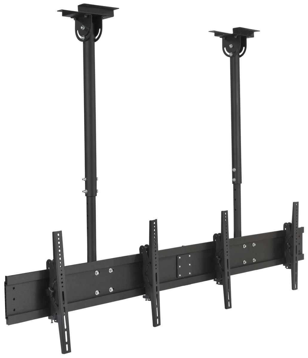 suspended ceiling tv mount adjustable length. Black Bedroom Furniture Sets. Home Design Ideas