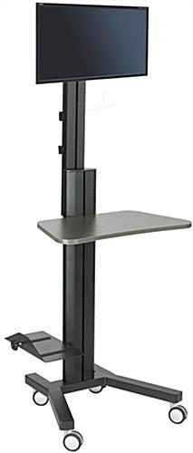 Aluminum Stand Up Workstation