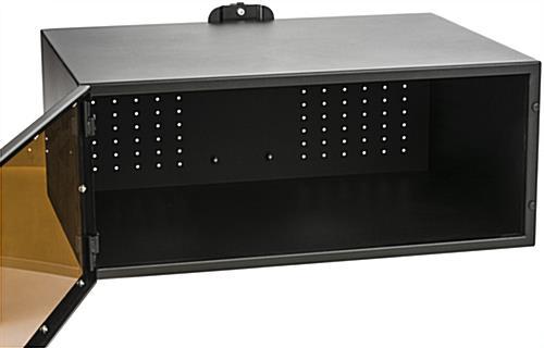 Front Mounting Av Cabinet For Lpgp Tv Series Key Lock